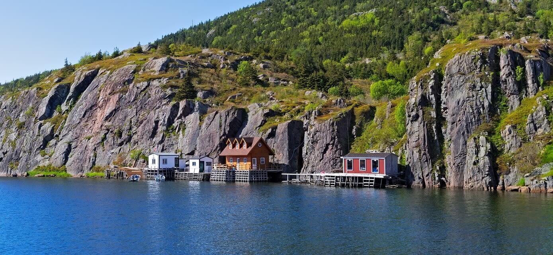 Newfoundland & Labrador, Quidi Vadi