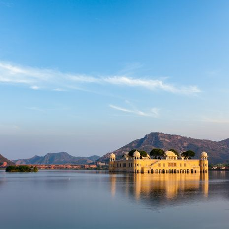 Water Temple, Rajasthan