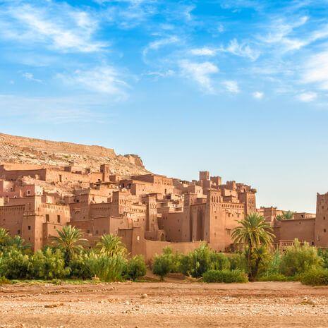 Ksar Ait Benhaddou, Morocco