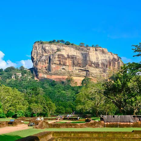 Sigiriya Rock Fortress, Sigiriya