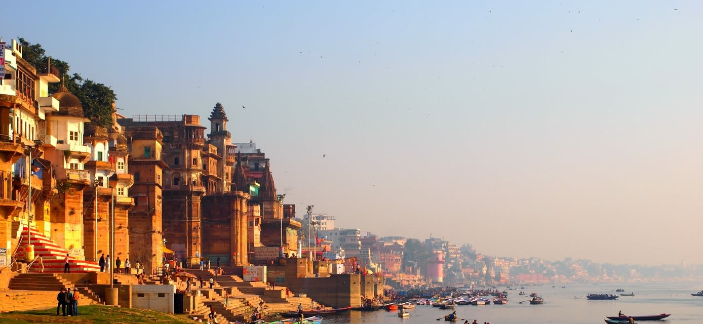 Ganges river, Varanasi