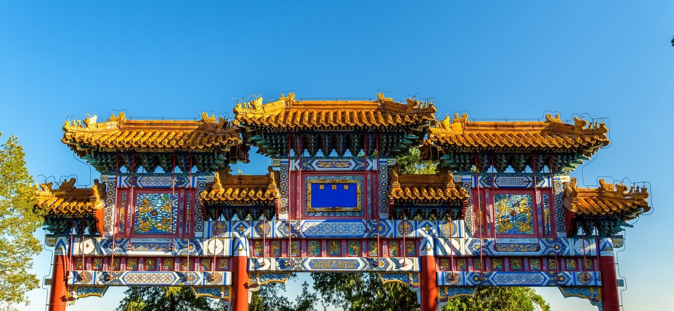 Luxury China, private journey