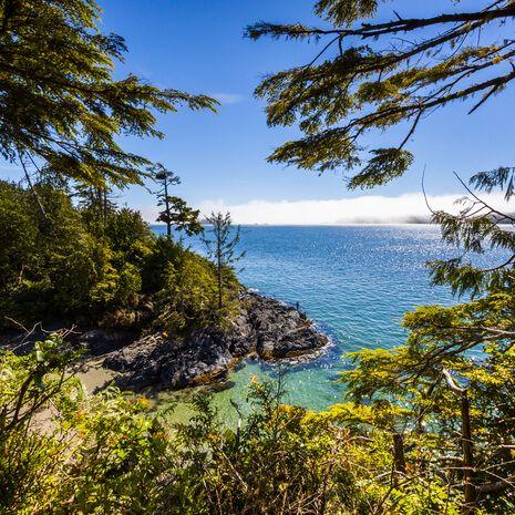 Tofino bay, Canada