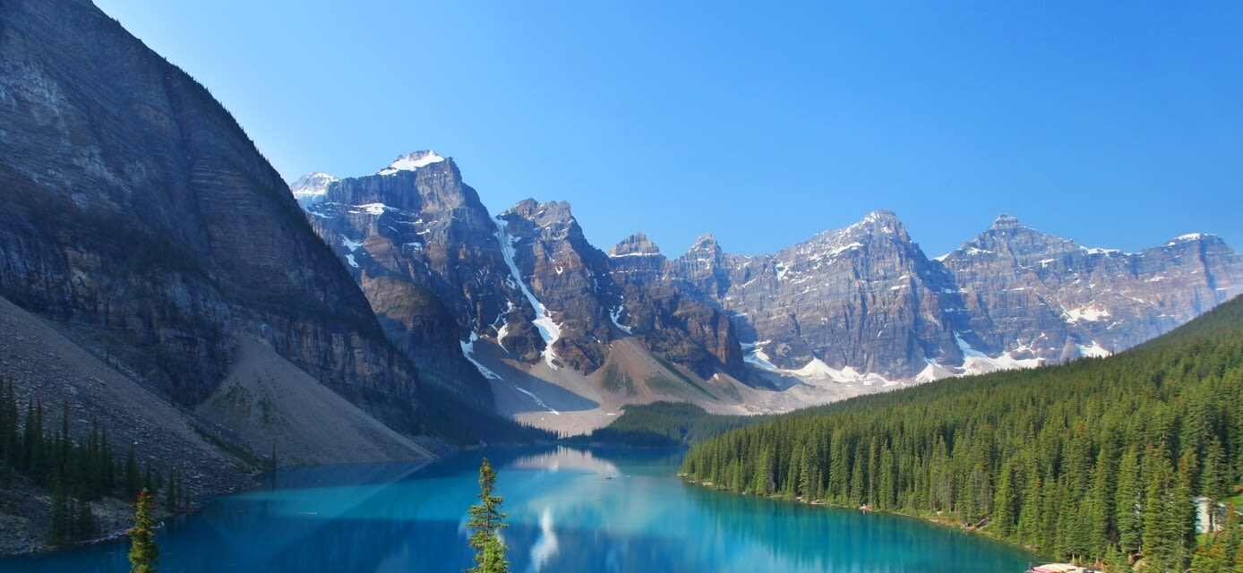 Canadian Rockies in Style