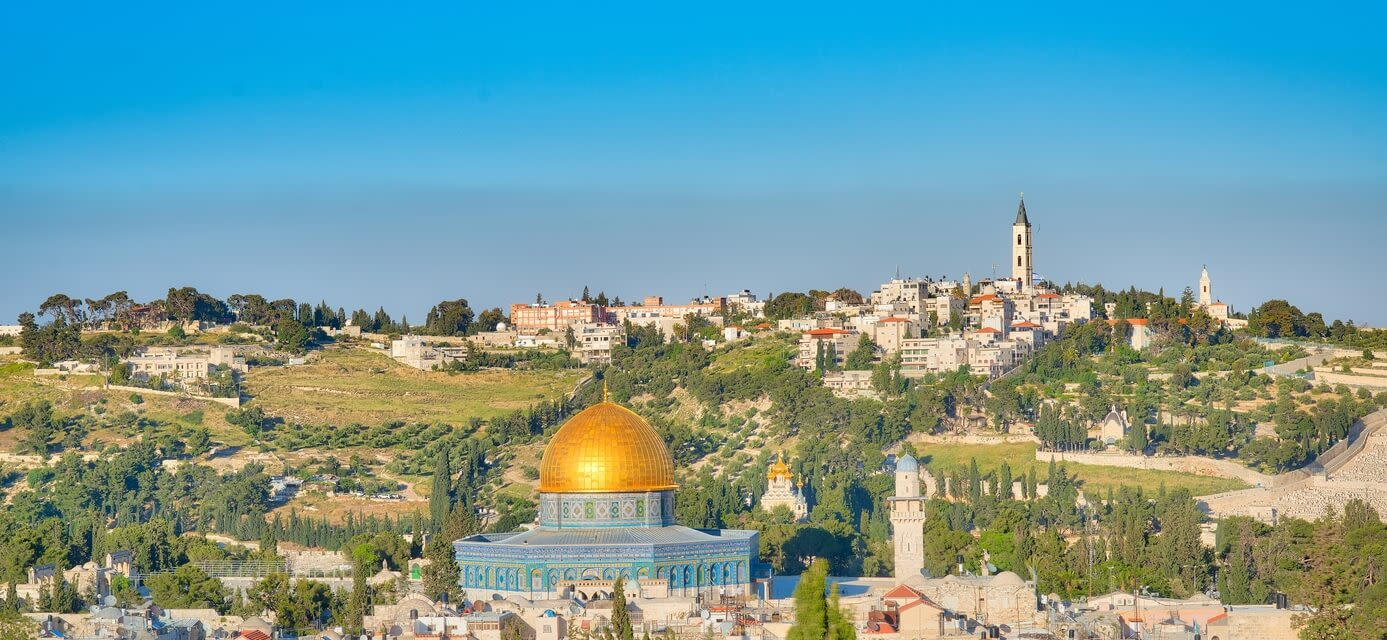 The Holy Land in Style, Jerusalem
