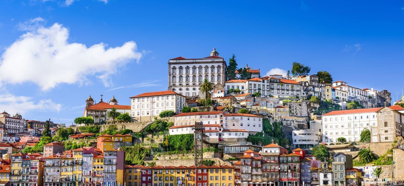 Lisbon, Coimbra & Porto private journey
