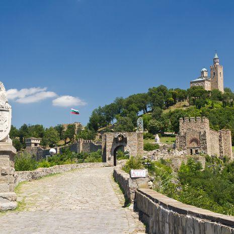 Tsarevets Fortress, Veliko Turnovo