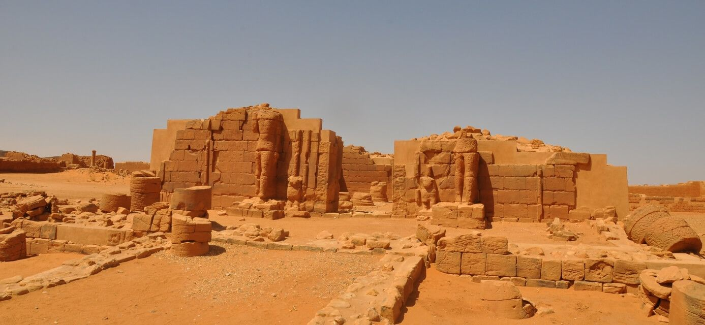 Mussawwarat ruins, Sudan, group tours