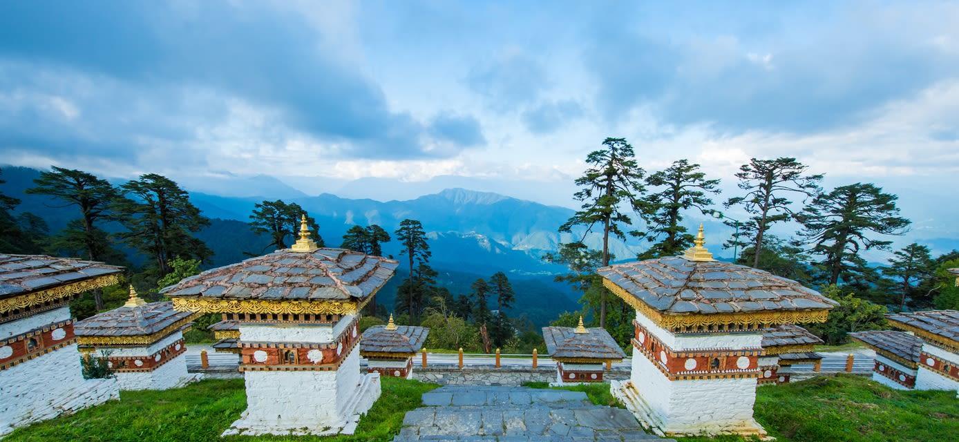 Assam, Darjeeling and Bhutan Odyssey, Bhutan