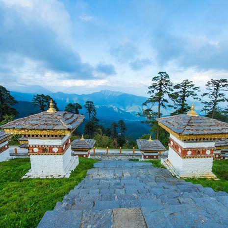 Dongola Pass, Bhutan