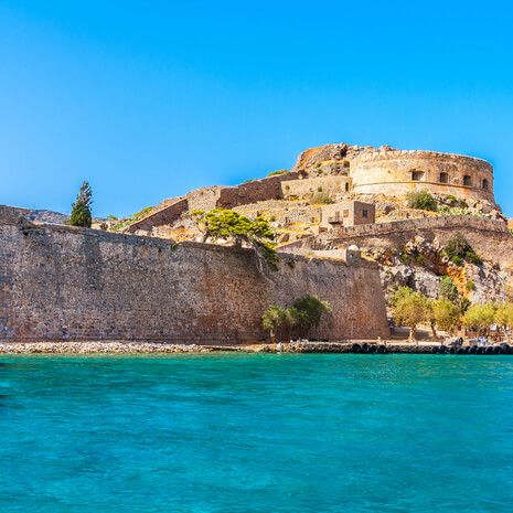 Island of Spinalonga