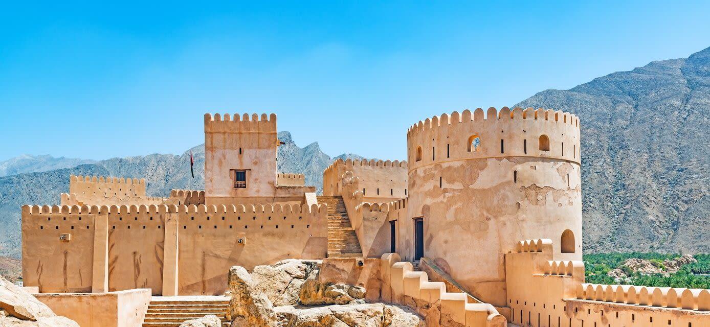 Oman destination