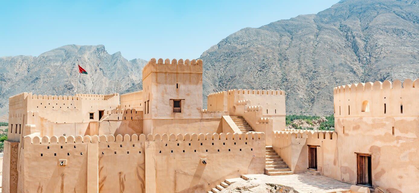 An Arabian Odyssey, group tour