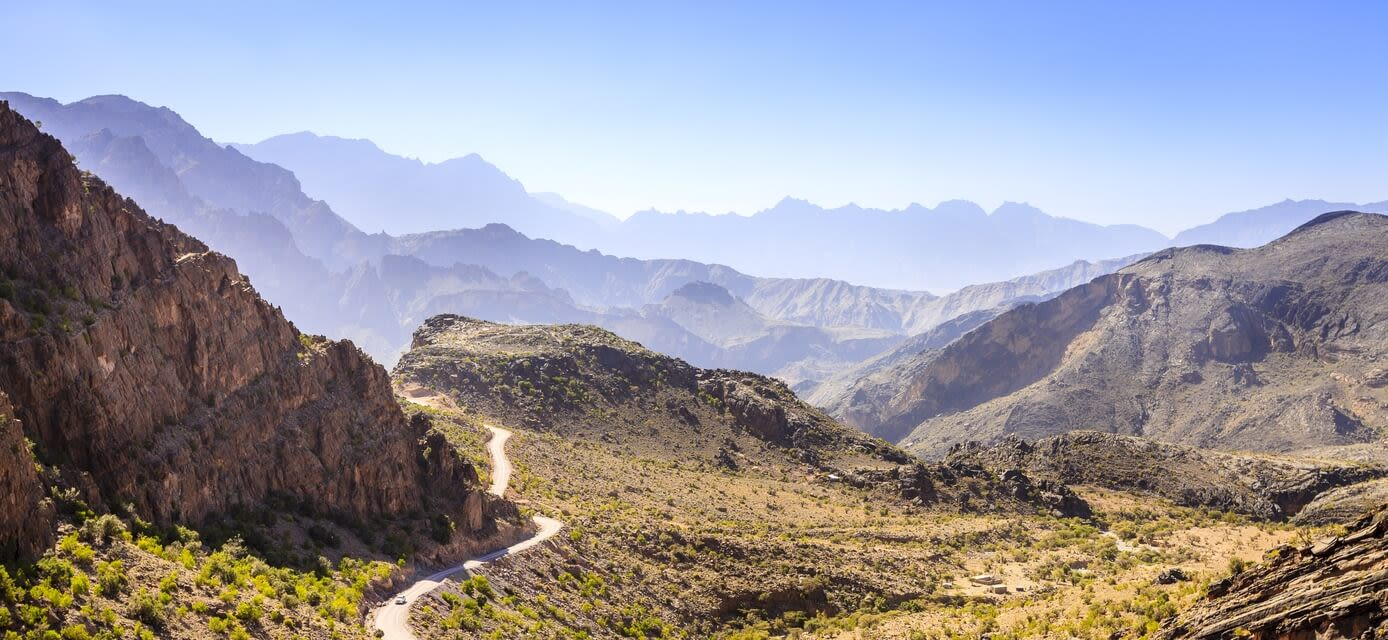 Oman Self Drive