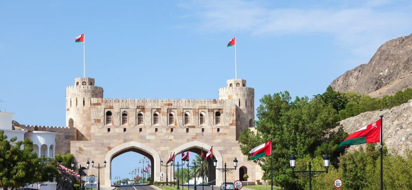Oman Self Drive tour