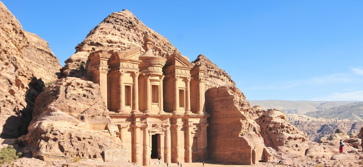 Splendours of Jordan, Group Tour