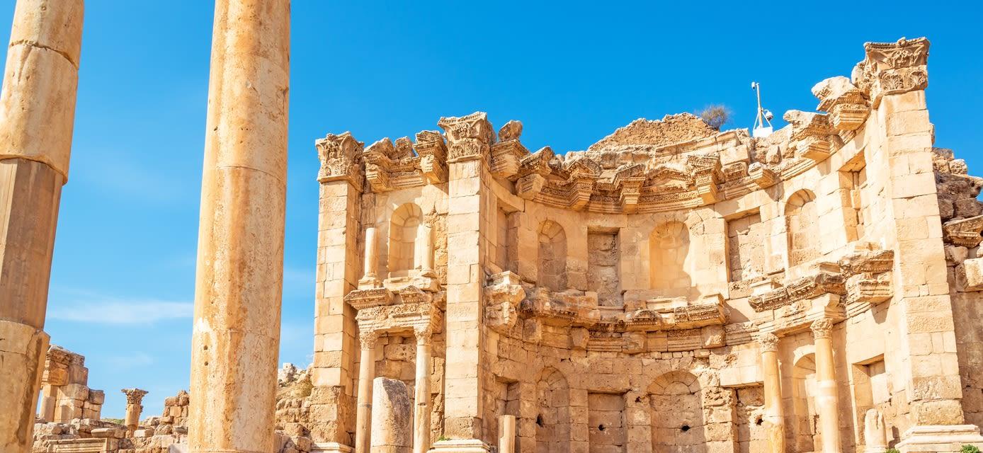 Jordan: Crusaders, Traders and Raiders