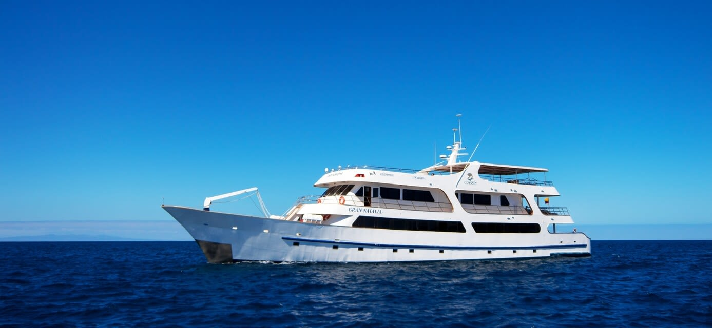 Galapagos Islands: Odyssey Expedition