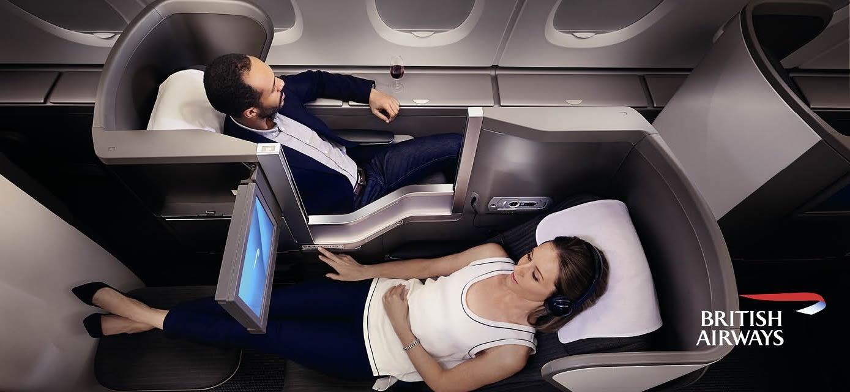 British Airways Luxury Promotions
