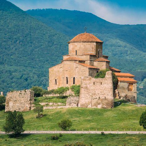 Jvari monastery, near Mtskheta