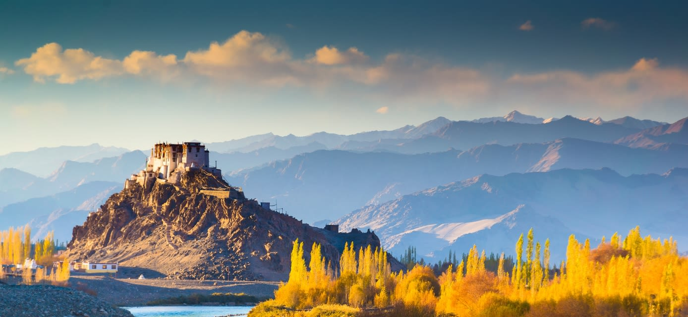 Himalayan landscape, Ladakh