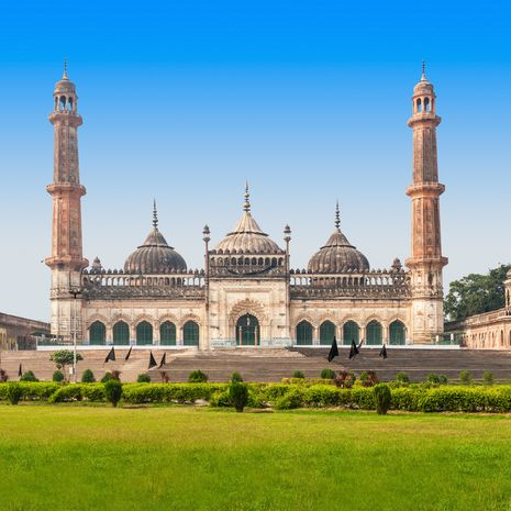 The Asfi Mosque, Lucknow
