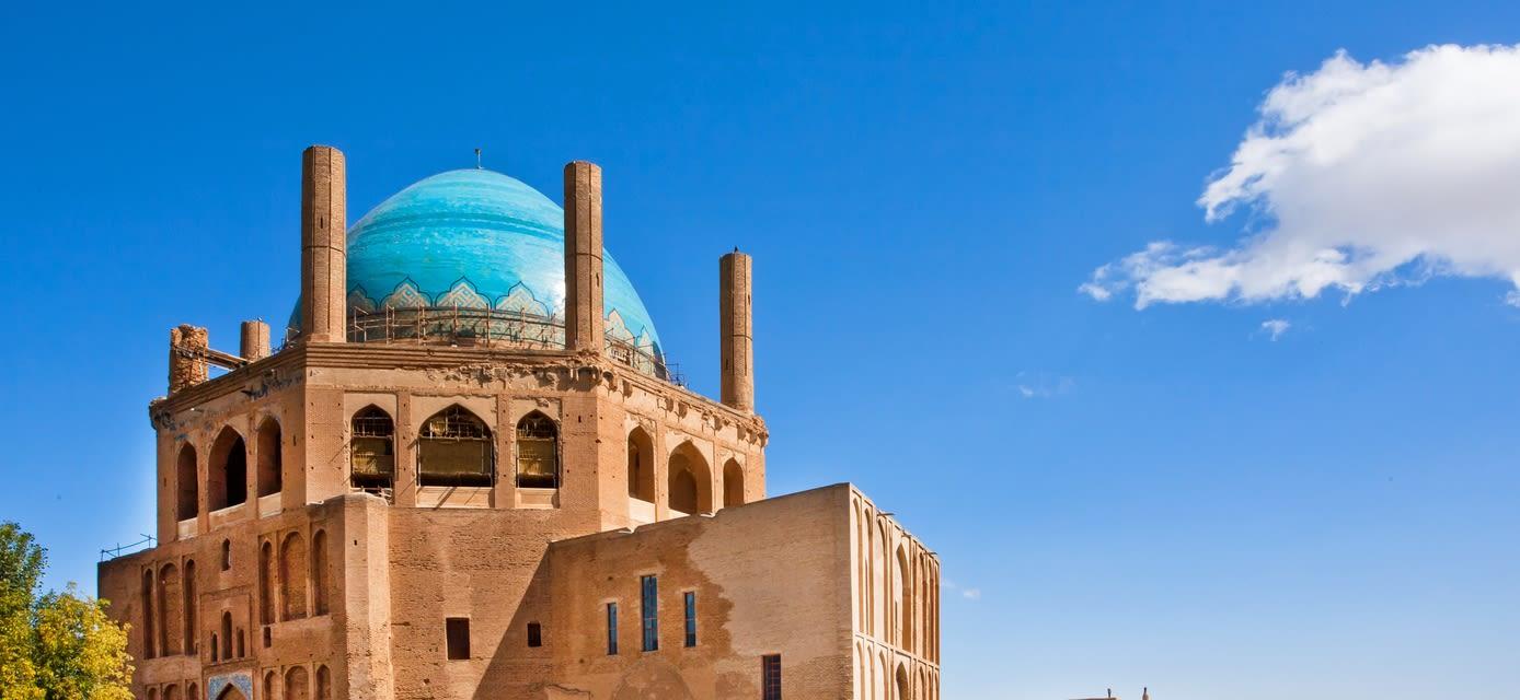 Dome of Soltaniyeh, Zanjan