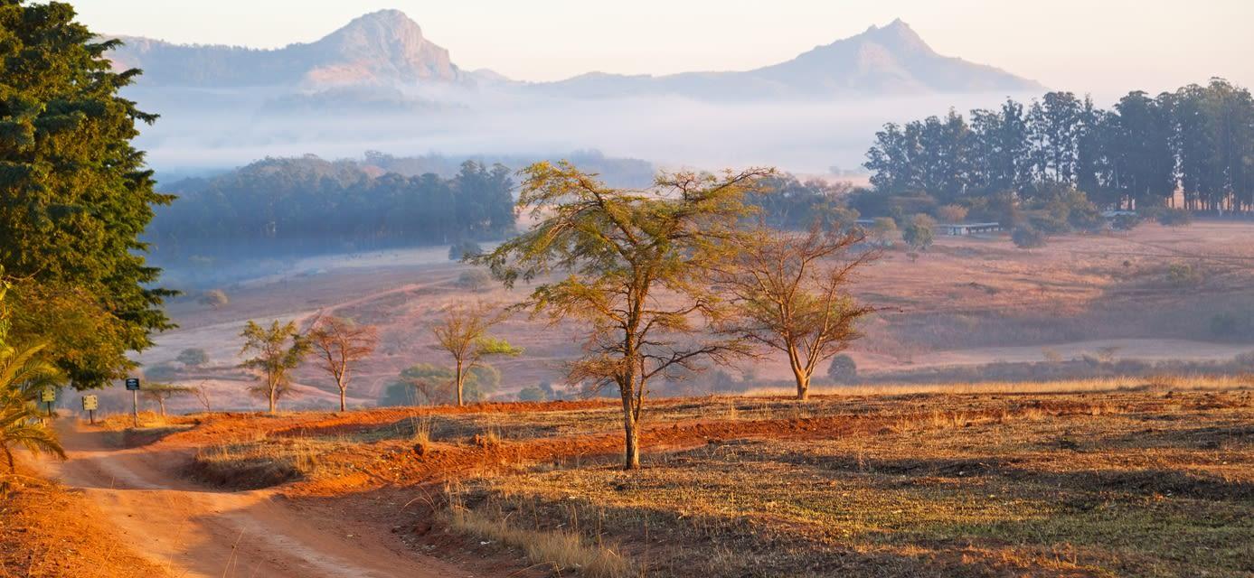 Mlilwane wildlife nature reserve, Swaziland