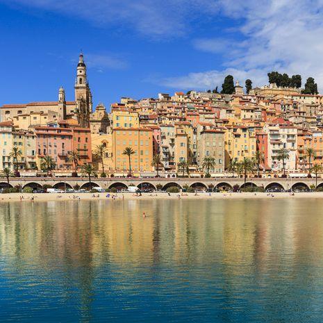 Menton, Cote de Azur