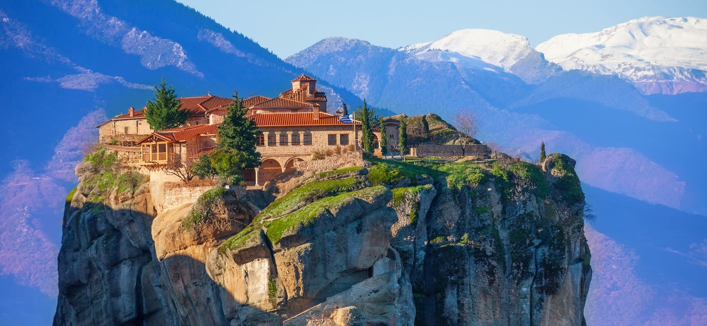 Monasteries of Meteora, Thessaly