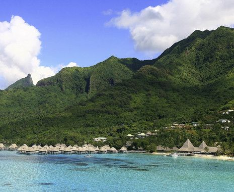 Sofitel Moorea Ia Ora Beach Resort Moorea Accommodation