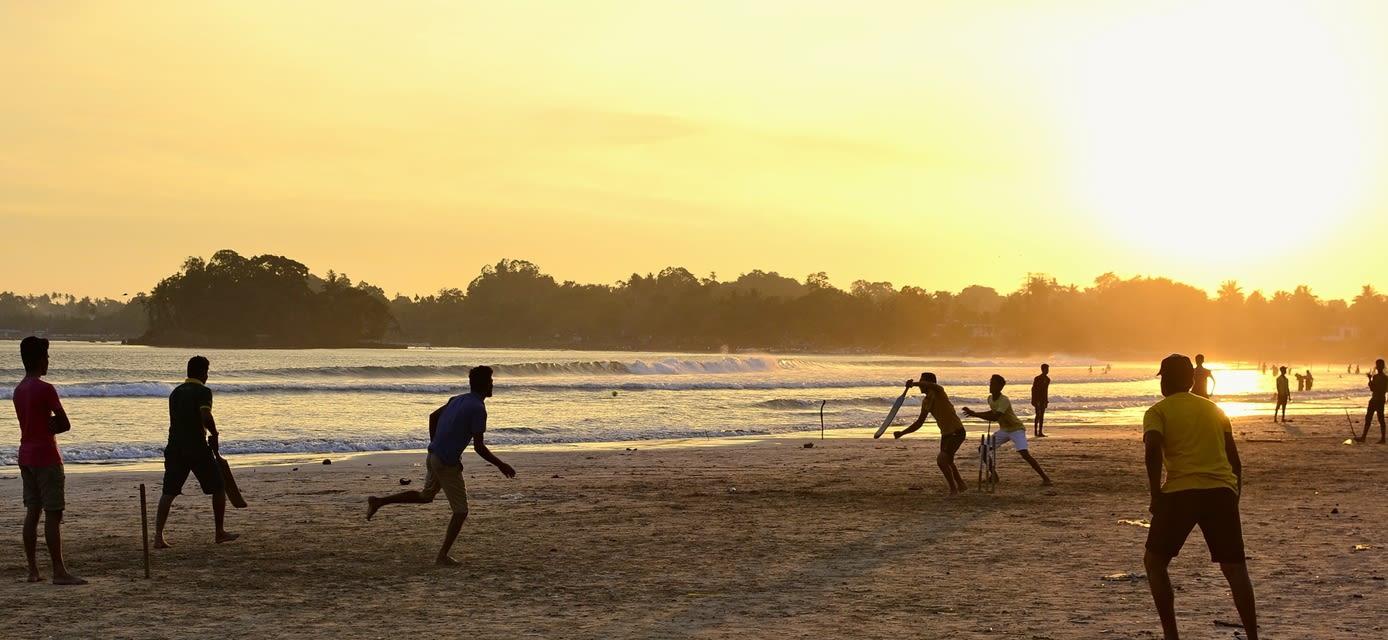 Cricket and the Teardrop Island