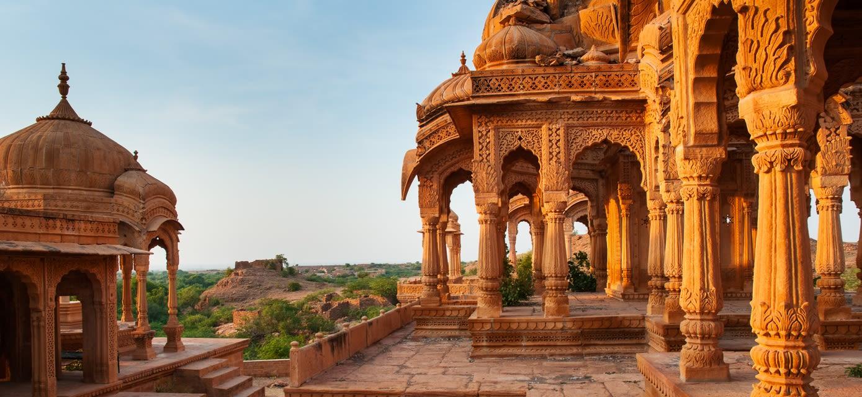 Bada Bagh cenotaphs, Jaisalmer