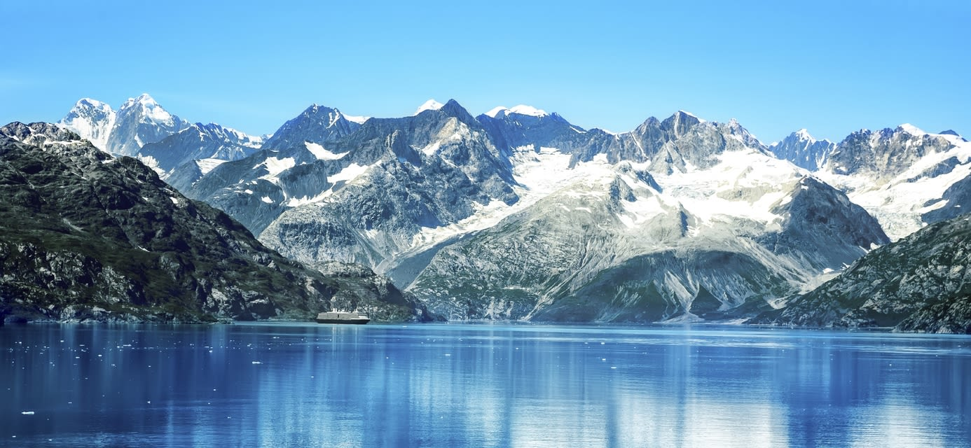 Glacier Bay National Park Adventure Cruise