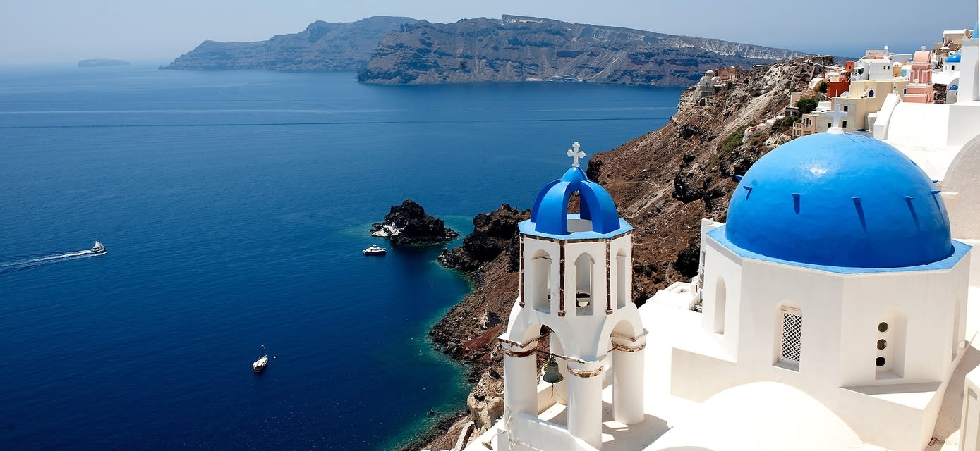 Group tours for Greece