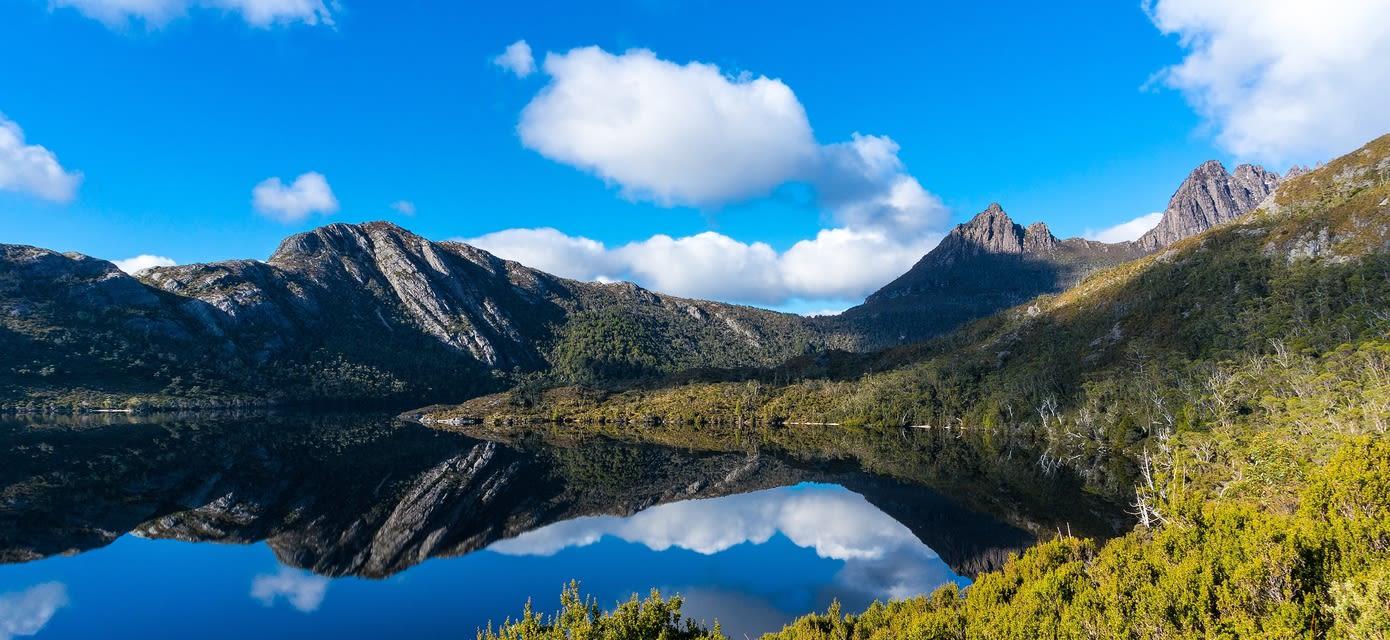 Cradle Mountain - Lake St Clair National Park