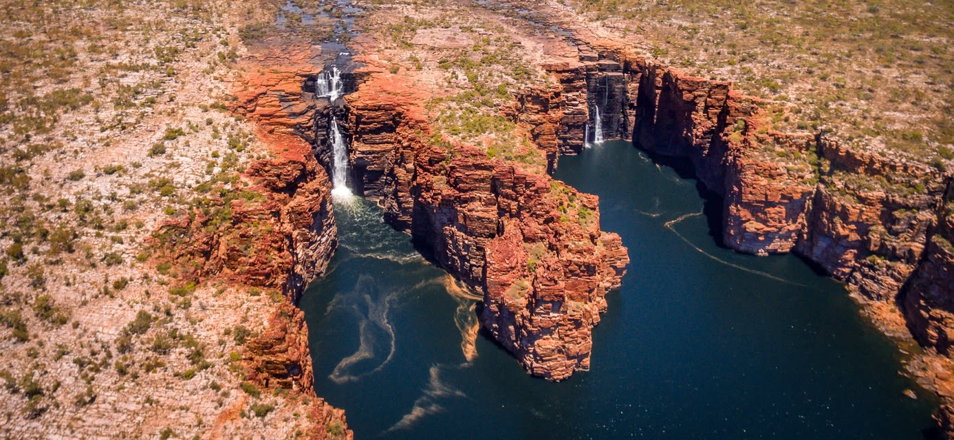 The Top End & the Kimberley