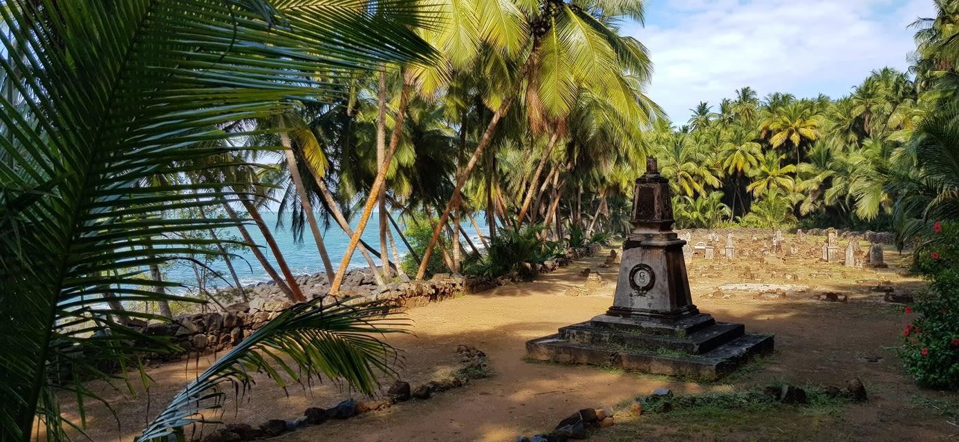 Saint Joseph, Iles de Salut, French Guiana