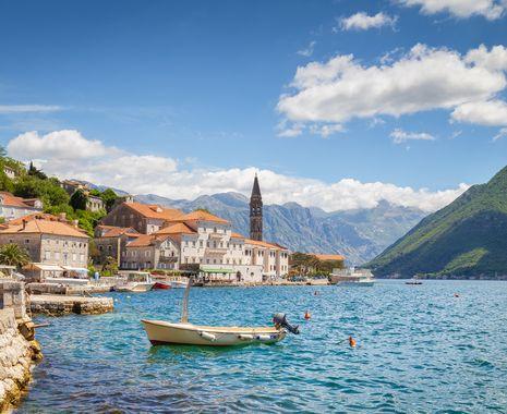 Perast, Kotor in Montenegro