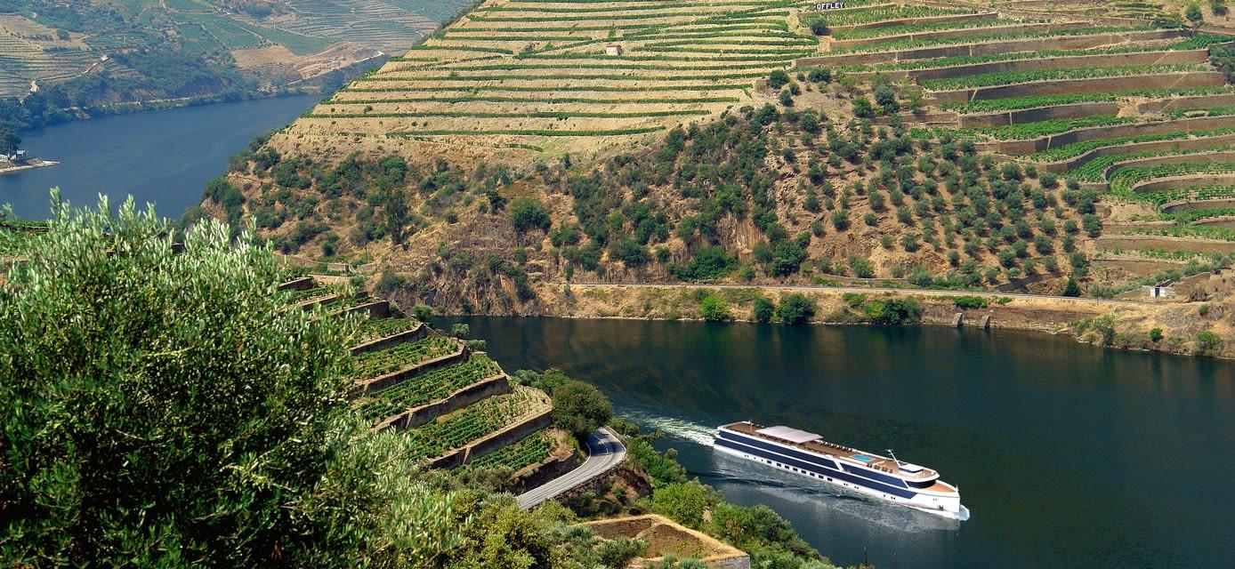 MS Douro Serenity on River Douro