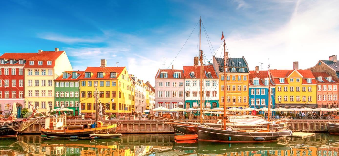 Denmark, Nyhavn, Copenhagen
