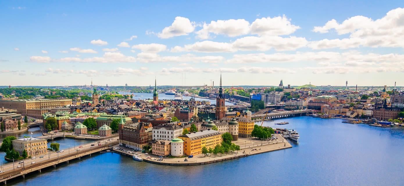 Sweden, Gamla Stan, Stockholm