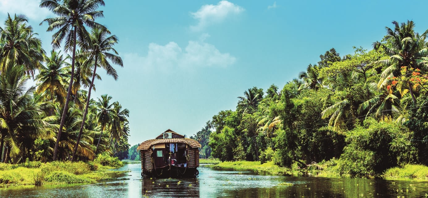 Kerala at Leisure