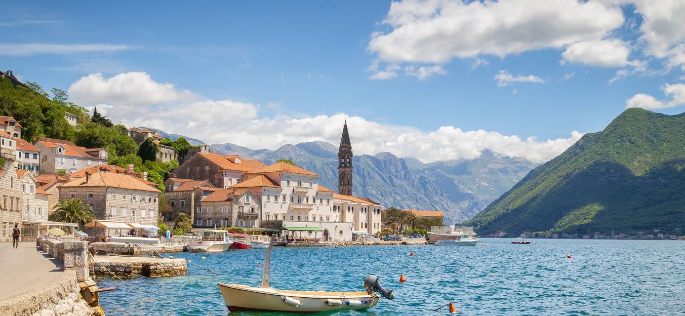 Kotor, Perast, Montenegro