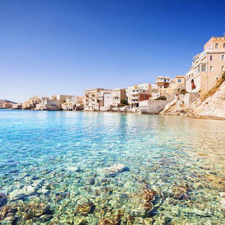 Ermoupoli, Syros island, Cyclades, Greece