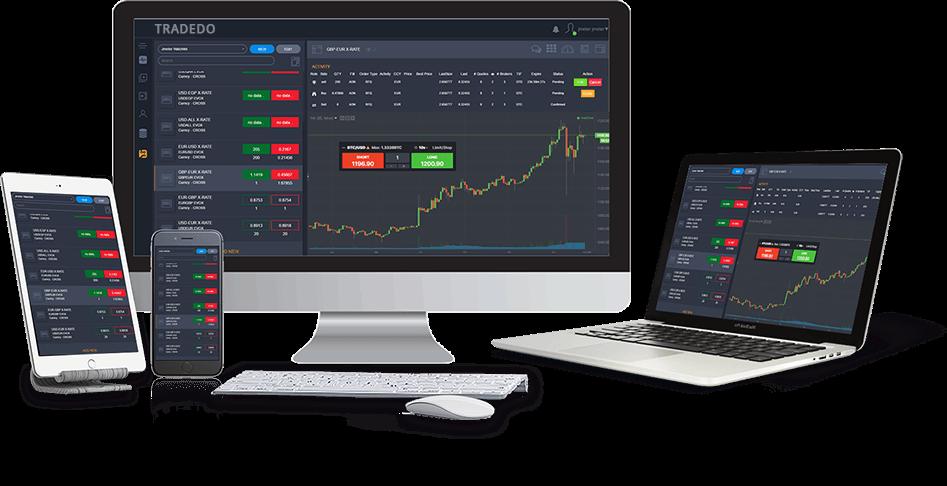 Tradedo Trading Exchange