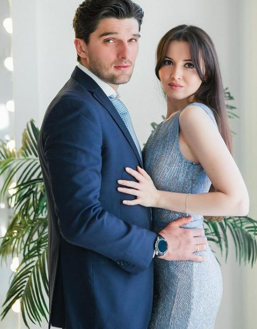 Супруга Беридзе Алеся Качер рассказала, что не живёт с мужем полгода