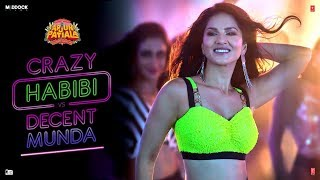 Crazy Habibi Vs Decent Munda – Guru Randhawa Ft Sunny Leone – Arjun Patiala Video Song HD Download