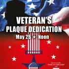 Cortlandt Hosts Veteran's Plaque Dedication