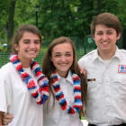 March Over To Darien EMS Post 53's Food Fair After Memorial Day Parade